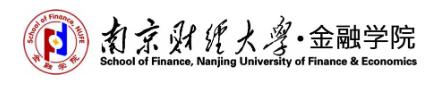 南京财经大学金融学院保险系